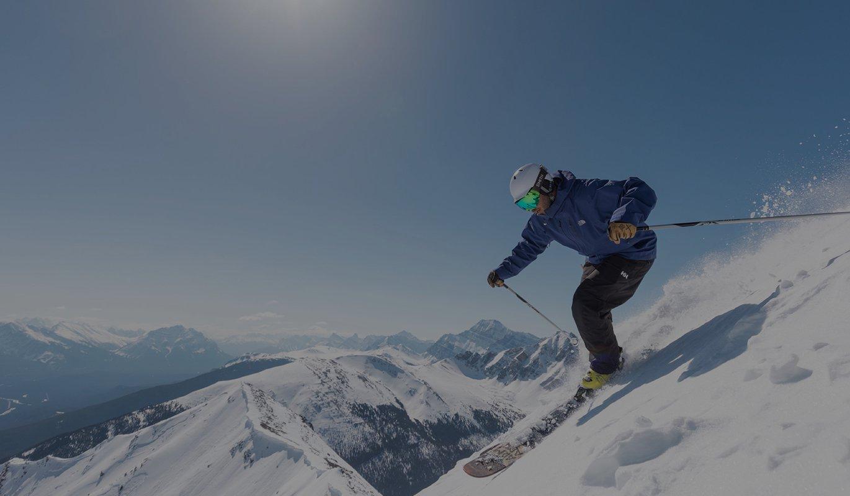 marmot basin   rocky mountain ski resort   jasper, alberta, canada