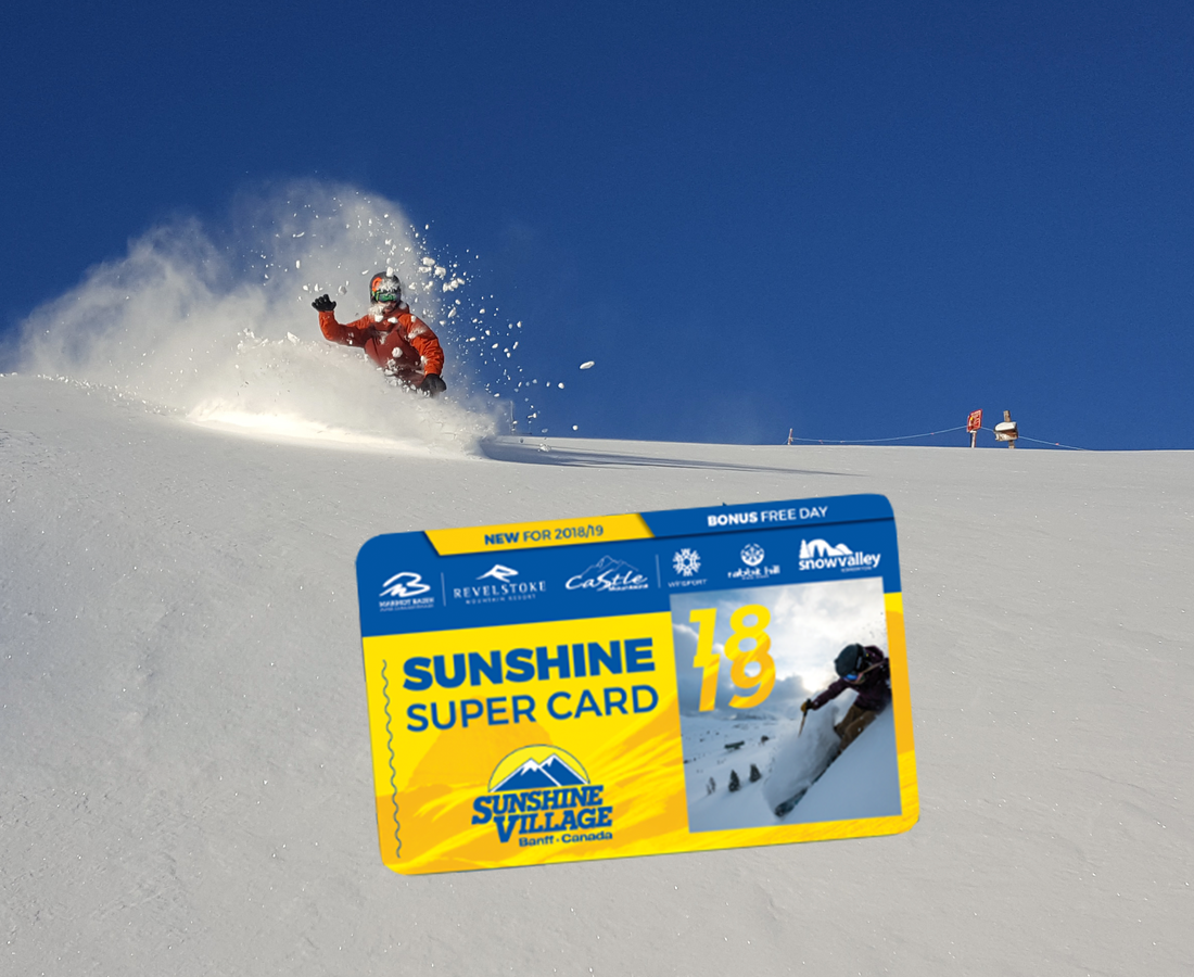 Save With A Sunshine Super Card