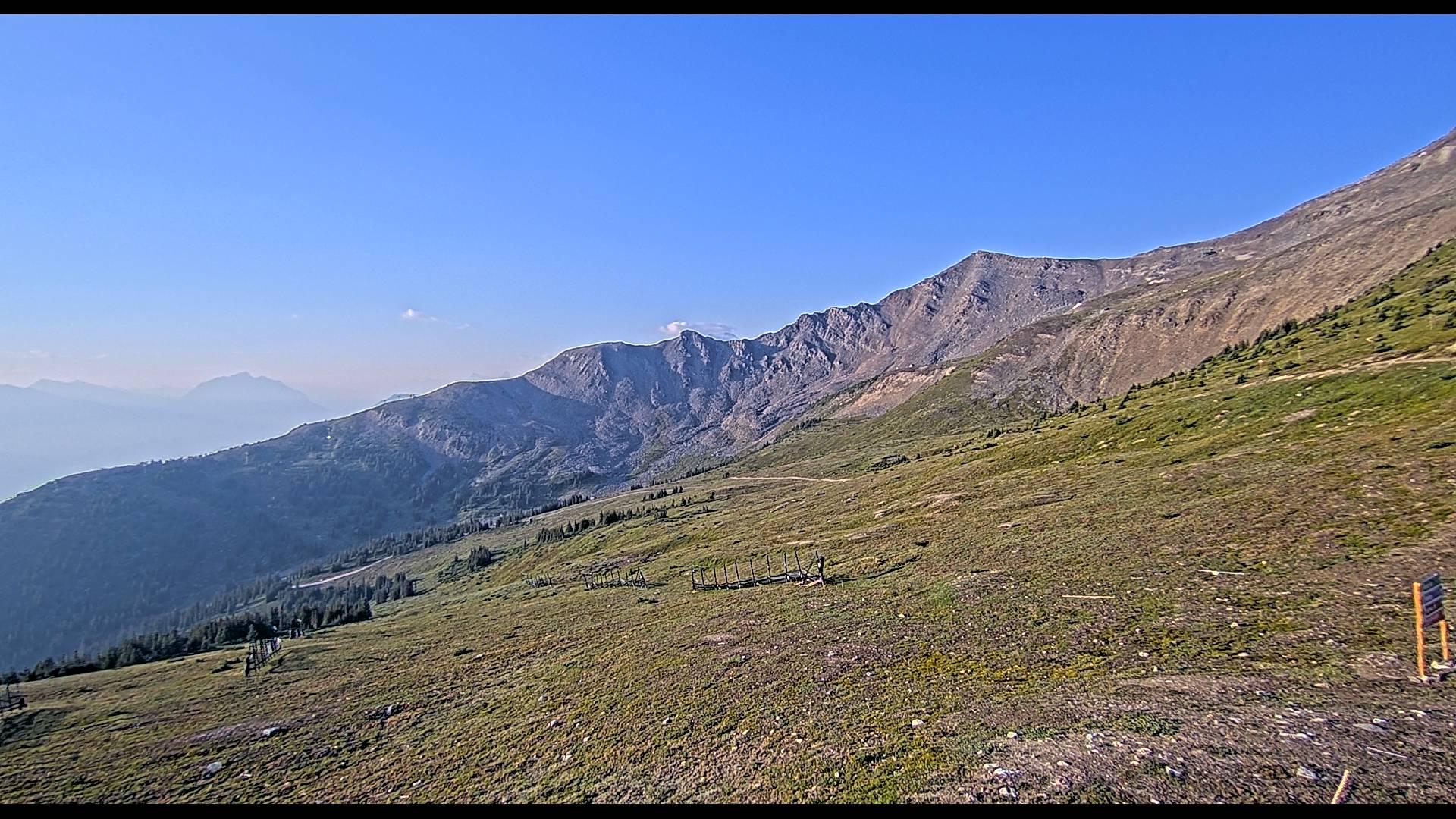 Upper Mountain